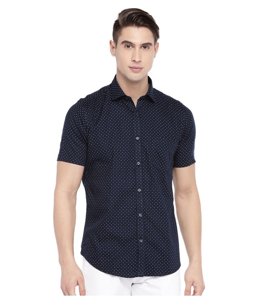 EASIES by KILLER Cotton Blend Shirt