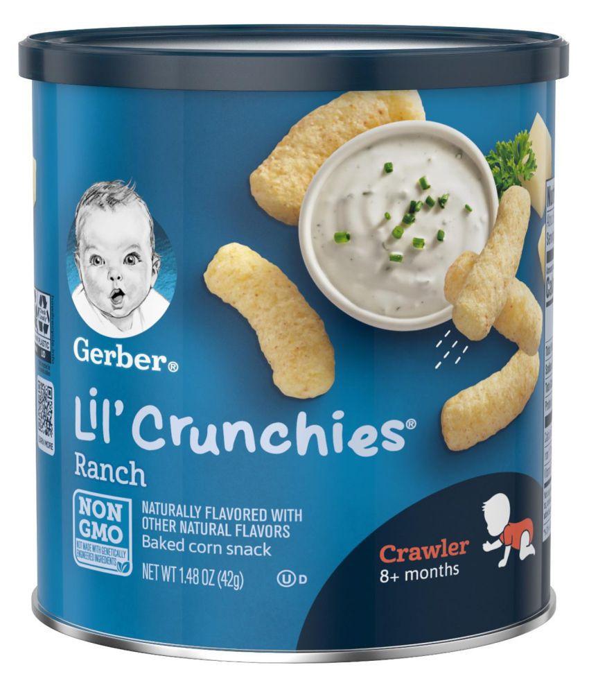 Gerber Ranch Snack Foods for Under 6 Months ( 42 gm )