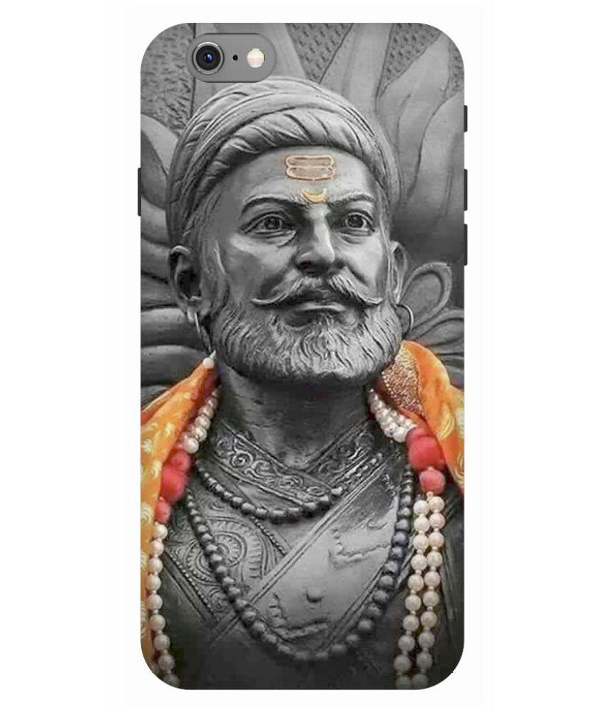 Apple Iphone 6 Printed Cover By Digi Swipes Shivaji Maharaj