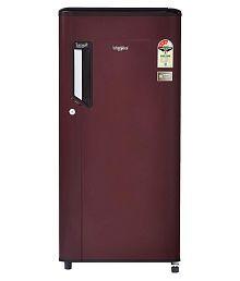 Whirlpool 185 Ltr 3 Star 200 IMPC CLS PLUS Single Door Refrigerator - Brown