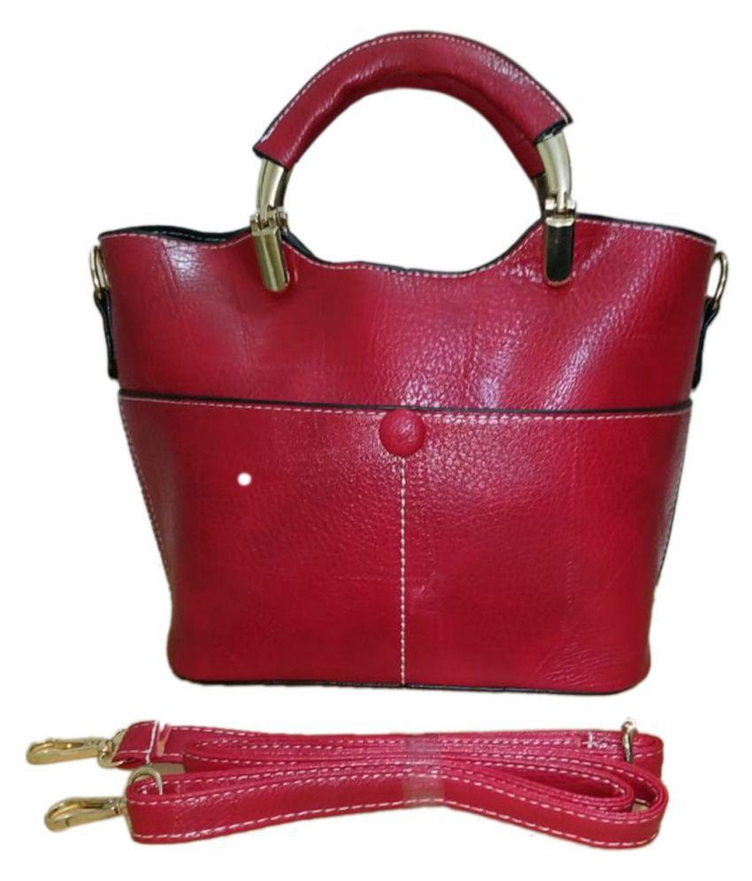 women fashion bags Red P.U. Handheld
