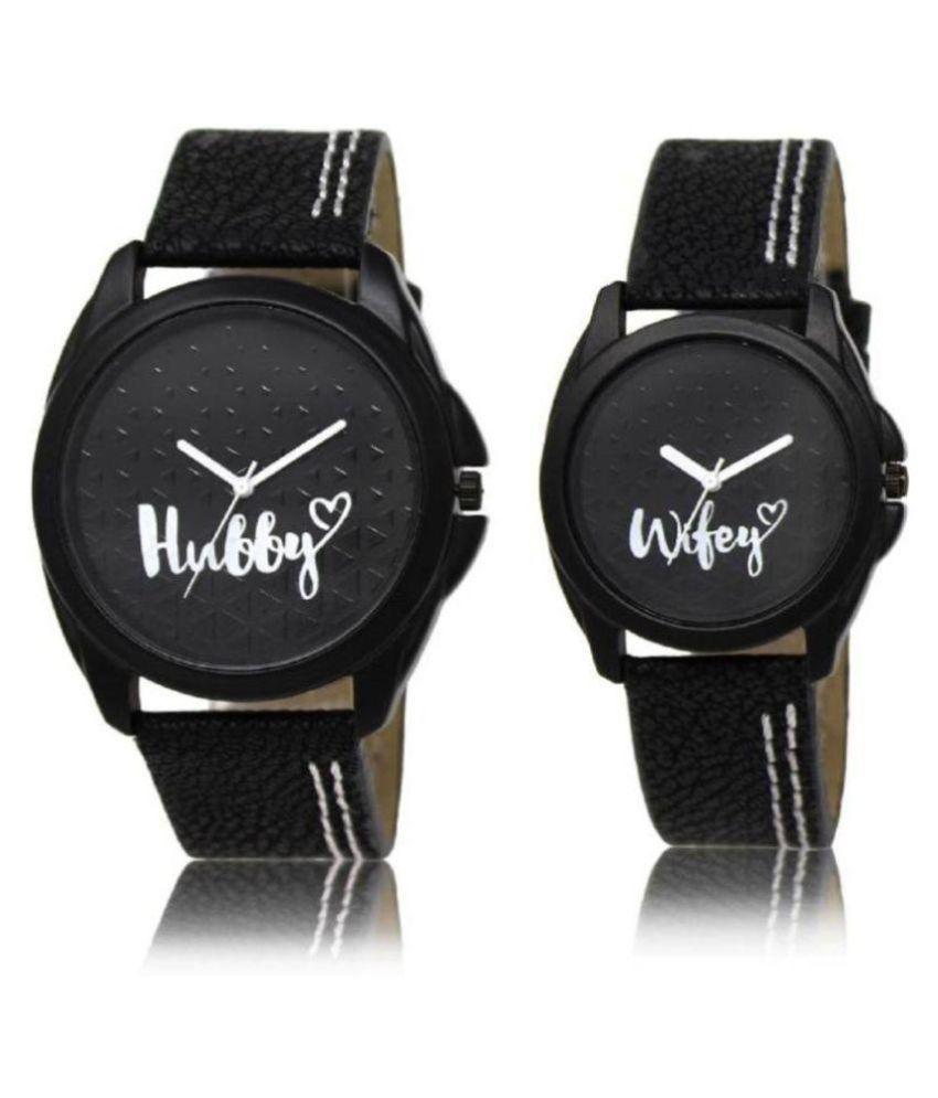 Lover's Choice Black Hubby-Wifey