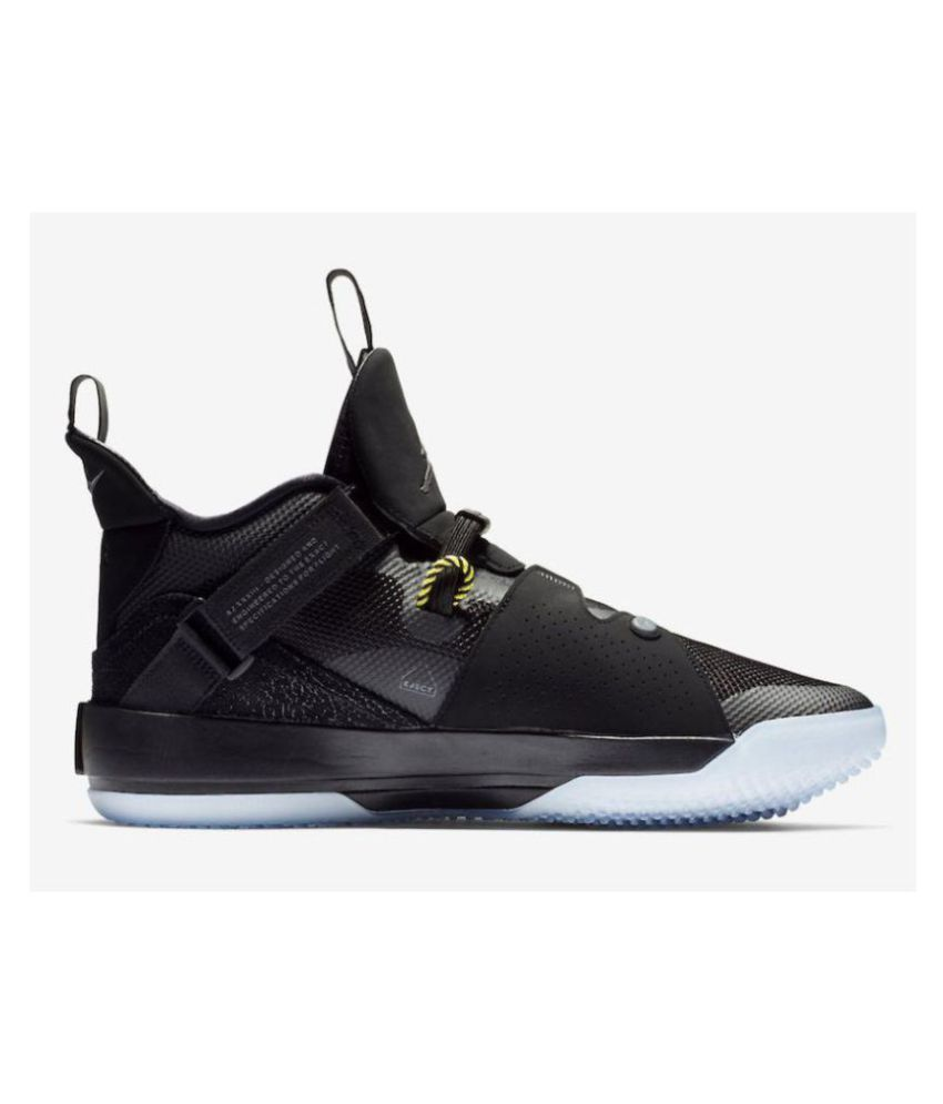 design intemporel d9625 208d2 Nike jordan 33 Future Black Basketball Shoes