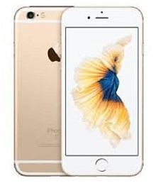 iPhone Champagne Gold + White 6S 64GB