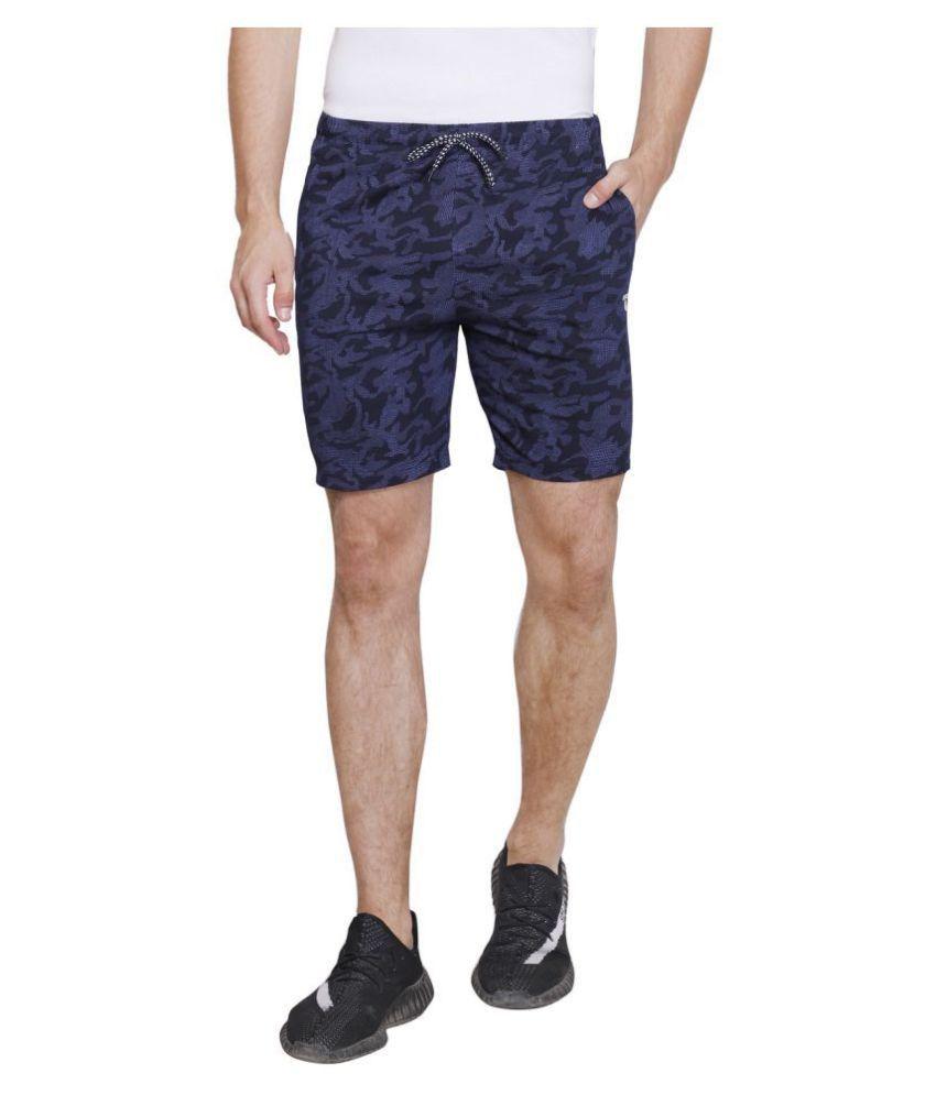 Avr Navy Shorts