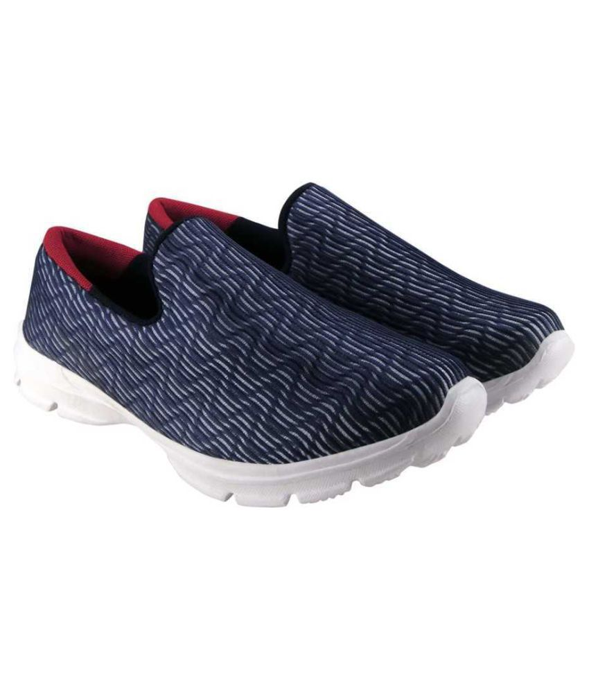 Action Blue Casual Shoes