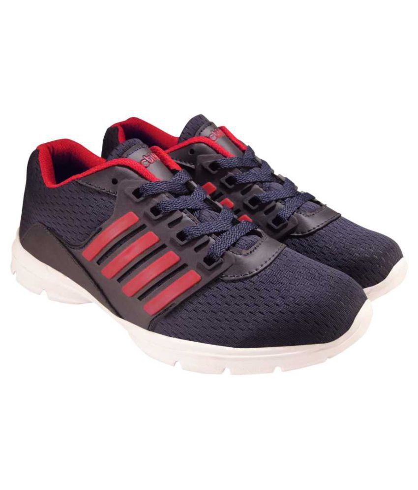 Action Navy Casual Shoes