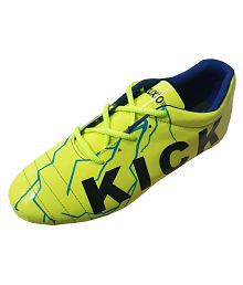 size 40 200e3 f4c8b Quick View. ZUXIO Kick Yellow Football Shoes