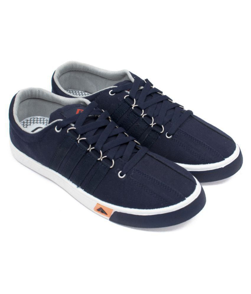 ASIAN Lifestyle Blue Casual Shoes - Buy