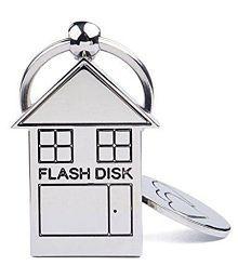 KBR HOME SHAPE 32GB USB 2.0 Fancy Pendrive Pack of 1