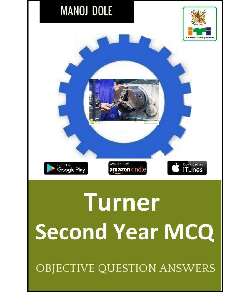 Turner Second Year MCQ