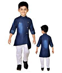 249bad0cd Boys Ethnic Wear: Buy Boys Ethnic Clothes Online at Best Prices in ...