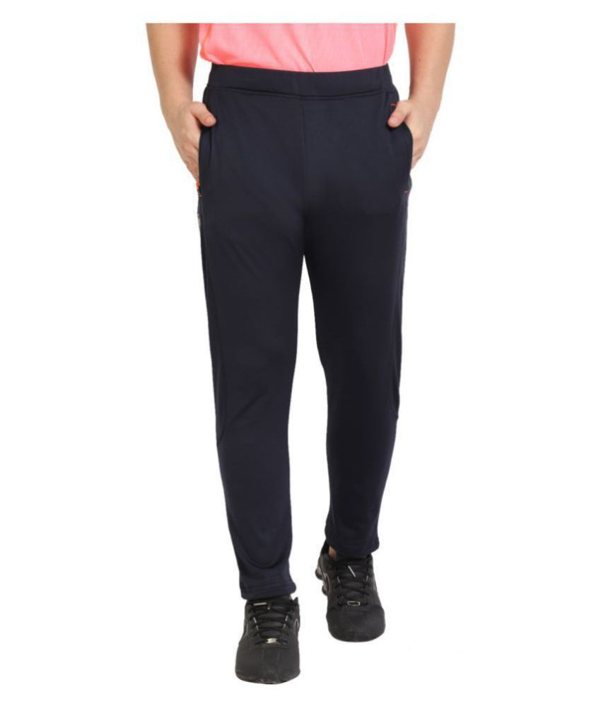 DIDA Men's Spandex Brushed Trackpant