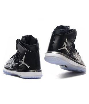 quality design 8bc0a 99631 Nike jordan xxx 1 Black Running Shoes - Buy Nike jordan xxx ...