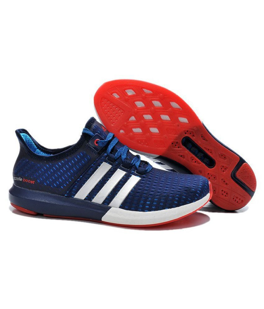 timeless design incredible prices run shoes Adidas Gazelle Boost Navy Casual Shoes