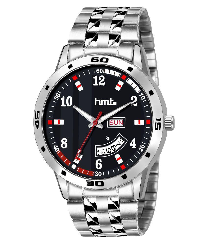 HMTe 8072YM10 Metal Analog Men's Watch