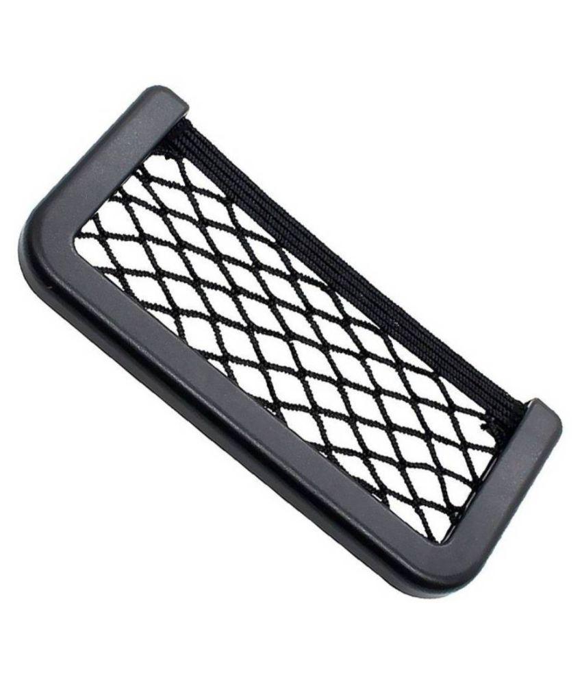 NEWGTBE Multi Pocket Organizer for Front Seat Side Black