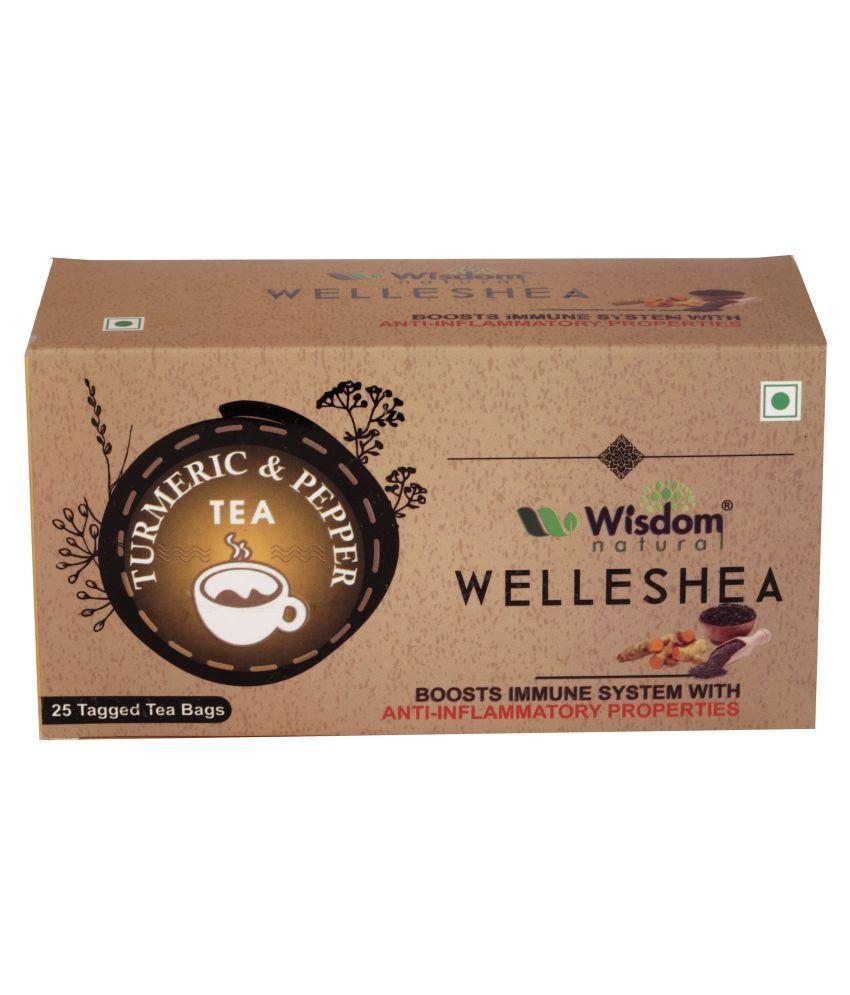 Wisdom Peppermint Tea Bags 93 gm Pack of 25