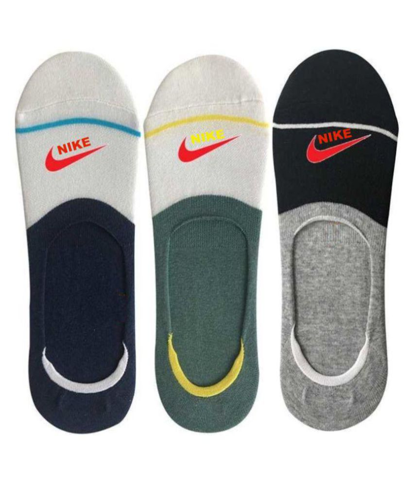 a3e929b7caf8 Nike Multi Casual Low Cut Socks: Buy Online at Low Price in India - Snapdeal