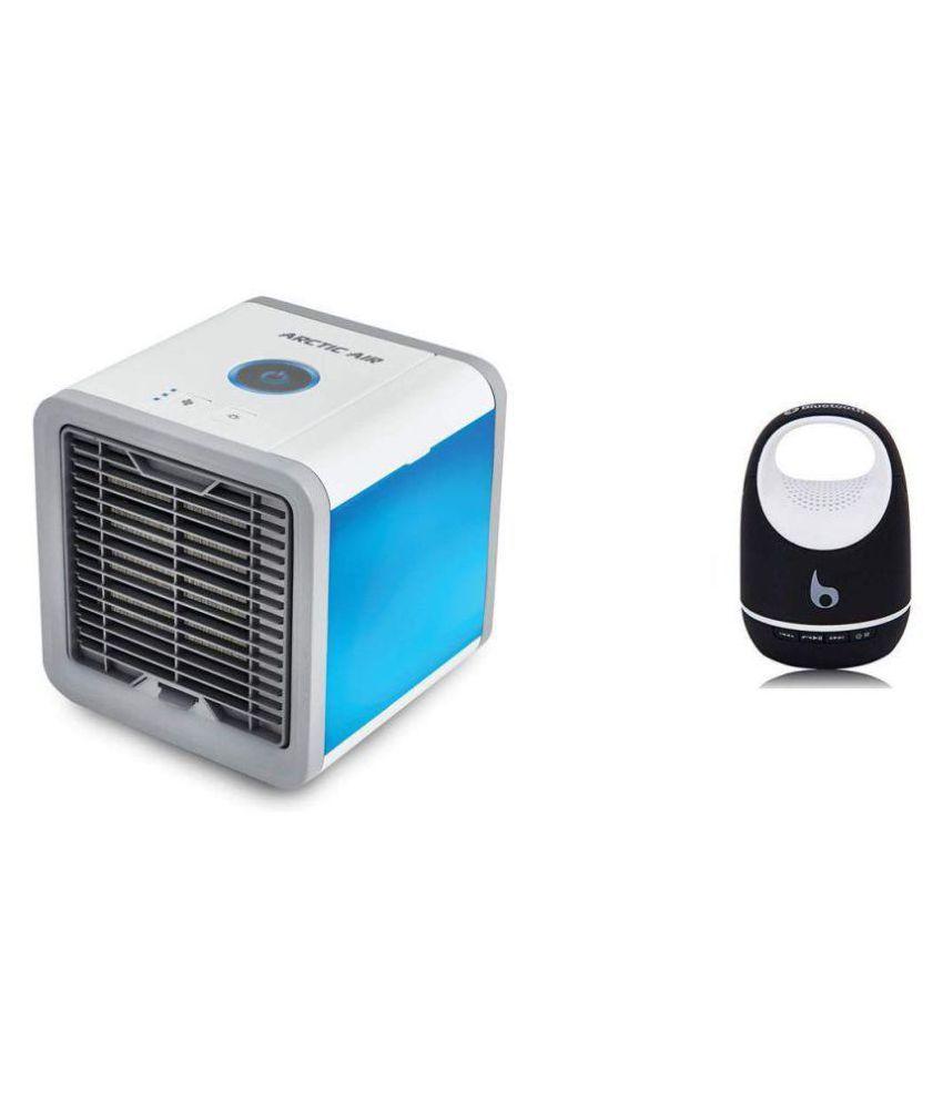 PREMSONS Air cooler + Speaker Less than 10 Personal White