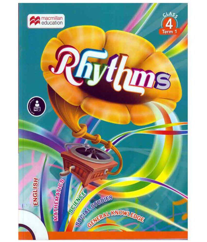 Rhythms Class - 4 - Term - 1 Revised Edition