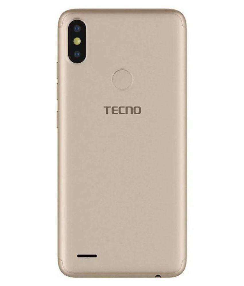 TECNO Camon i Sky2 ( 16GB , 2 GB ) Champagne Gold