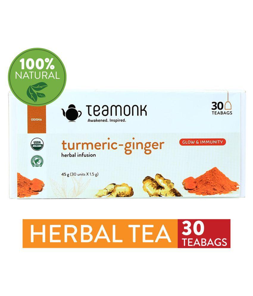 Teamonkglobal Weight Loss Tea Bags 60 gm
