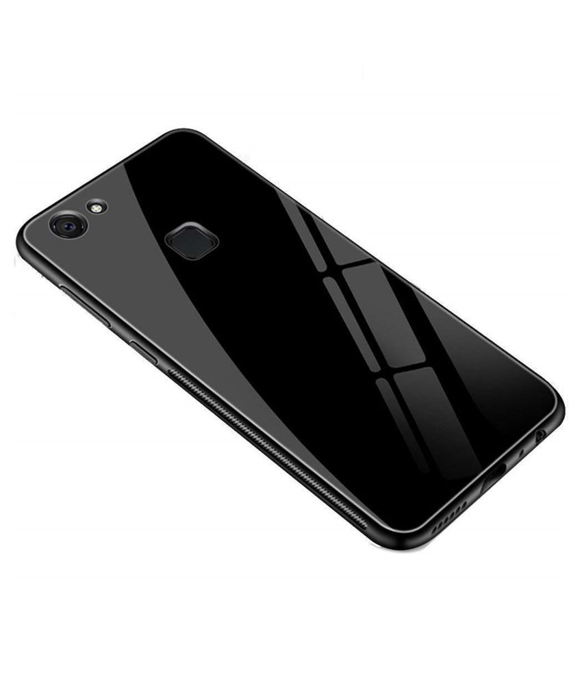 Vivo Y83 Pro Glass Cover Aarnik - Black 360 Degree Protection