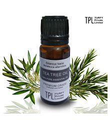 Turfy Tea Tree Oil Pure and Natural Essential Oil 10 mL