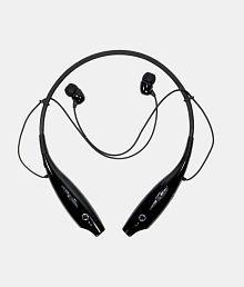 Neo HBS730 Wireless Bluetooth Headphone Earphone Black For MI, Redmi, Xiaomi Samsung & More Neck band