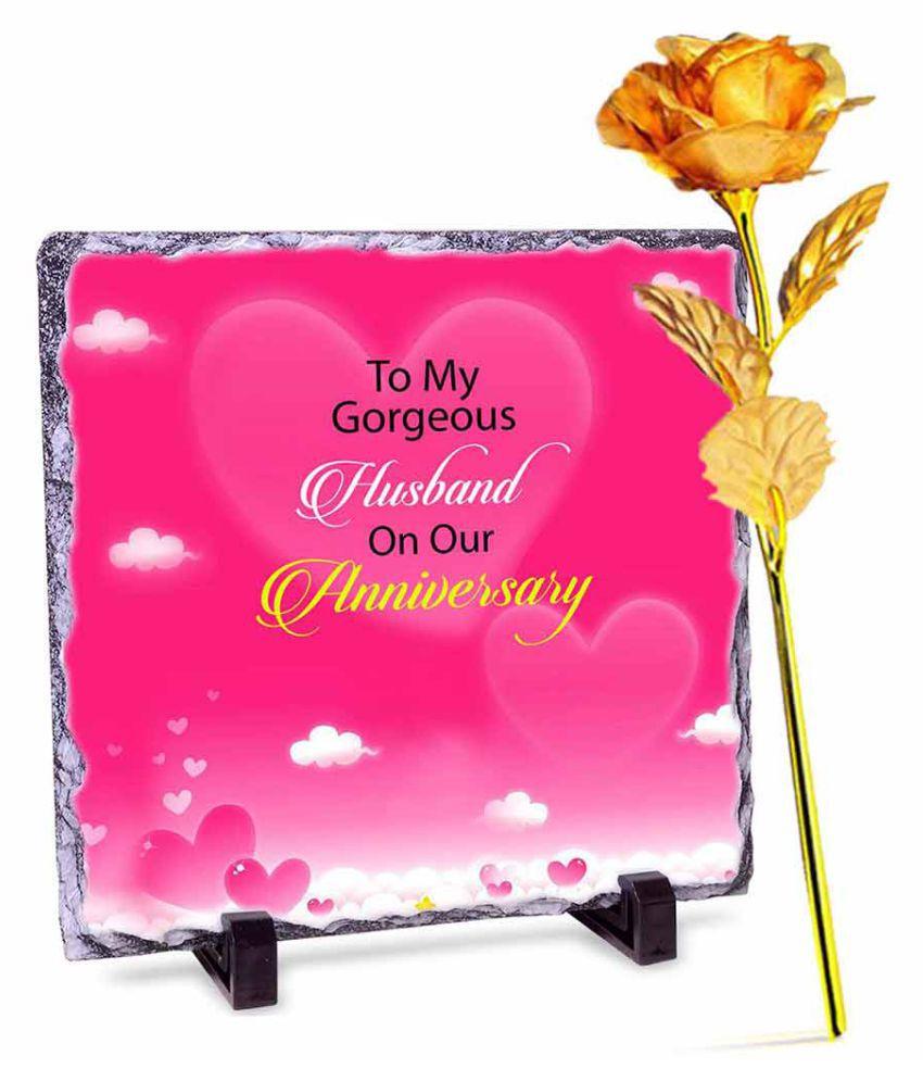 AlwaysGift Ceramic Valentine Hamper - Pack of 2