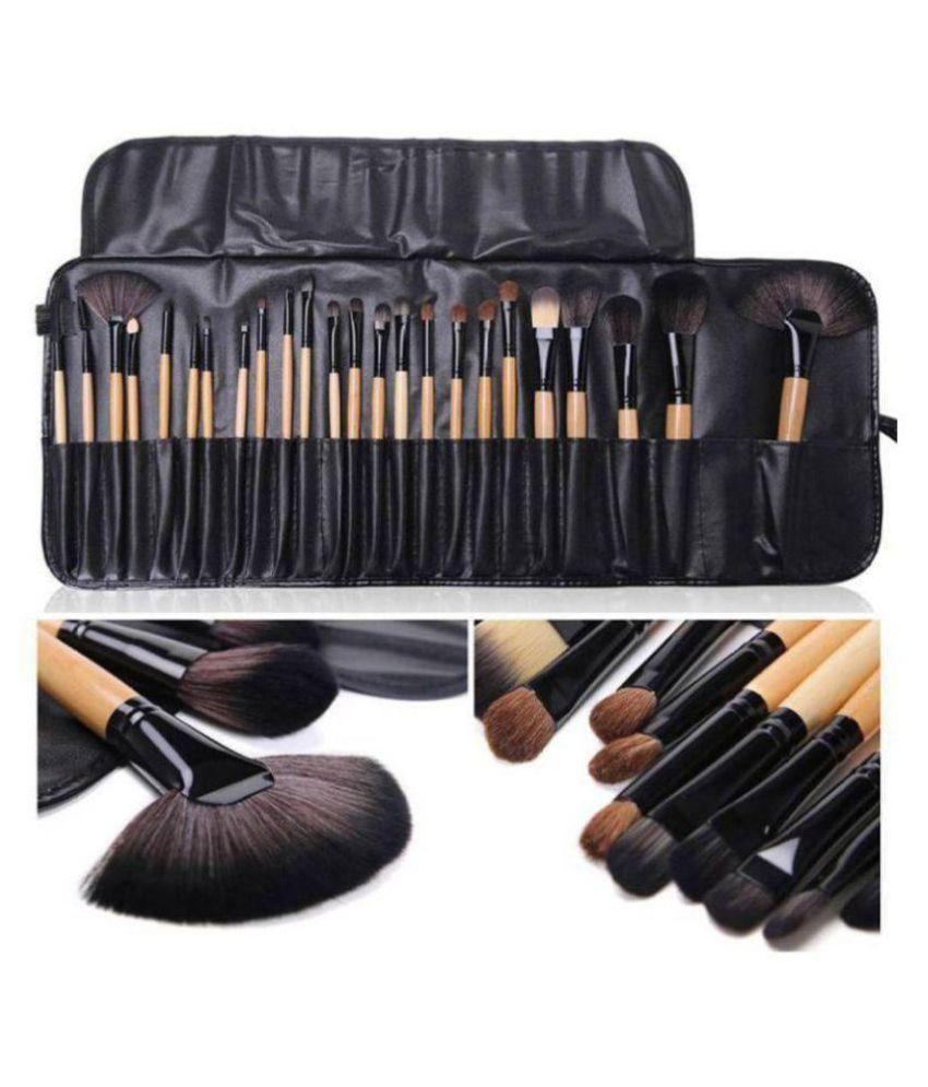SkinPlus Synthetic Makeup Brush Set of