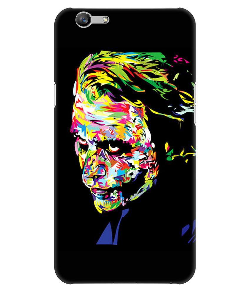 Oppo F1S Printed Cover By Leo Power