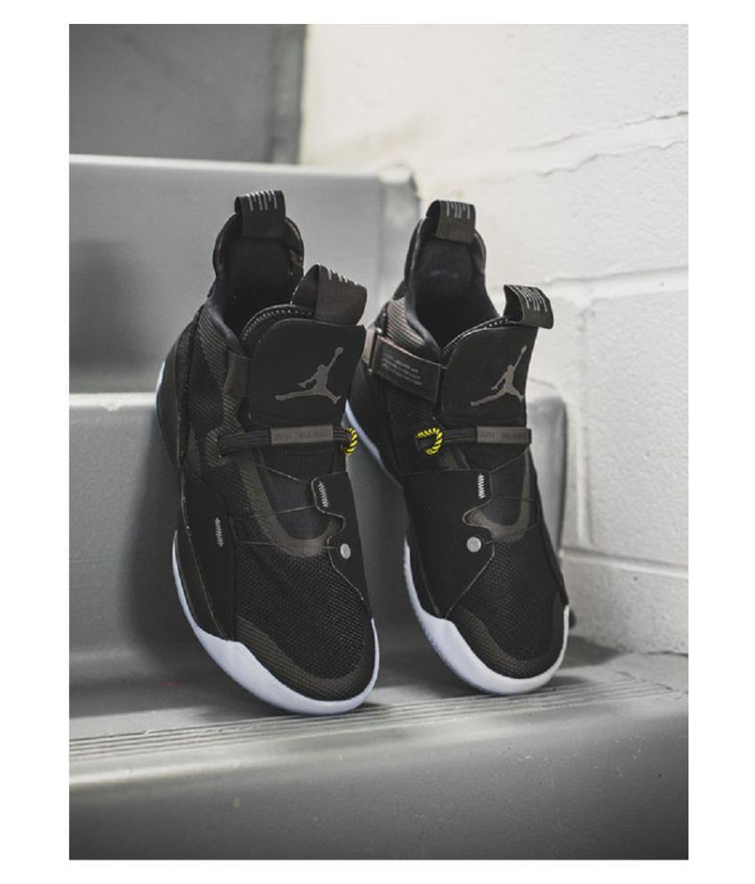 jordan 33 black price