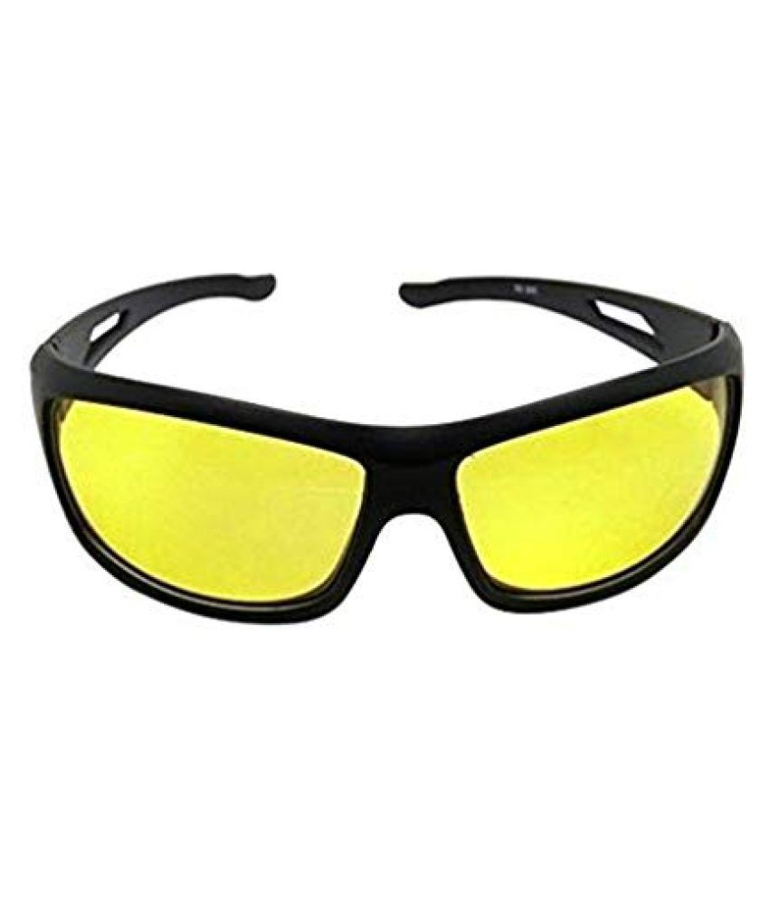 G smart collection - Yellow Clubmaster Sunglasses ( Night vision )