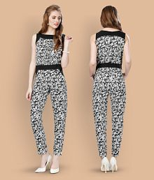 Shree Wow Crepe Jumpsuits