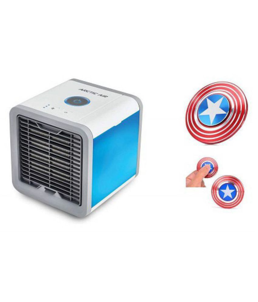PREMSONS Air Cooler portable Less than 10 Personal White