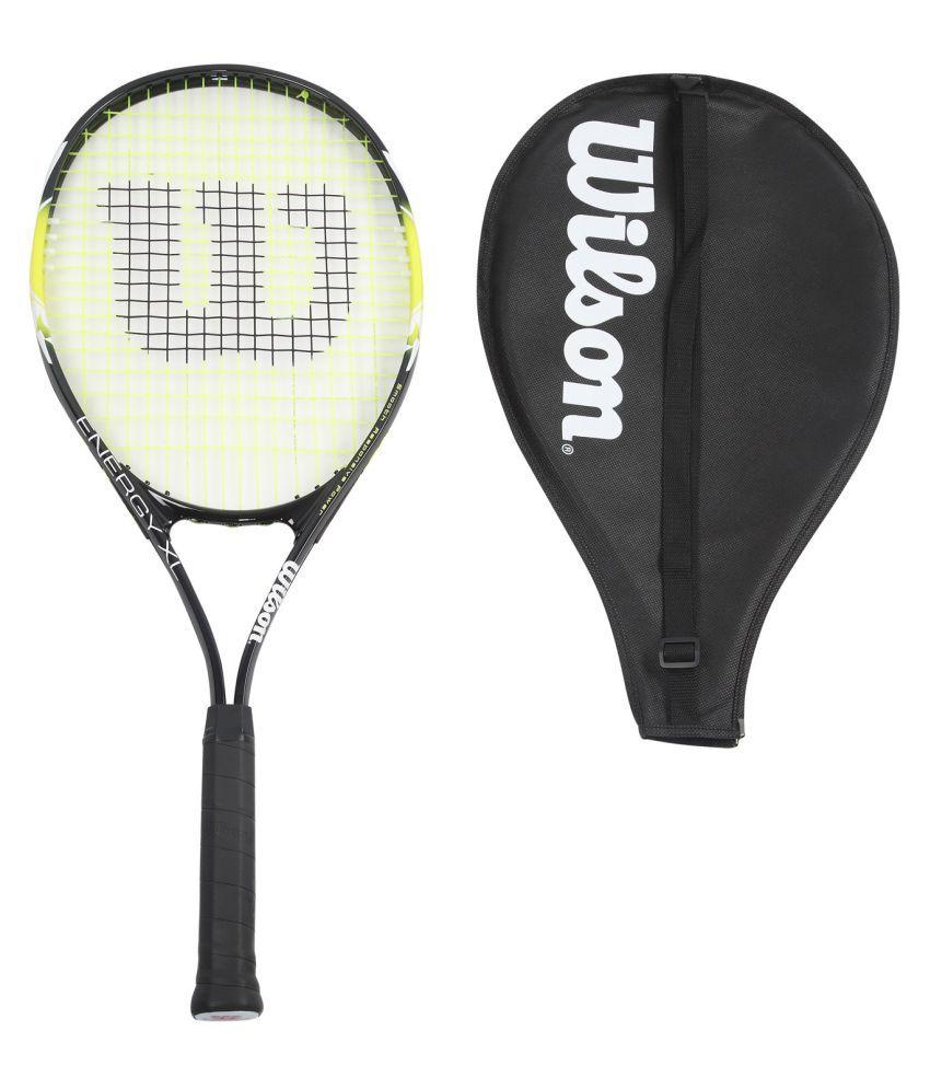 Wilson Energy XL-3 Tennis Racquet Wilson Tennis Racquet Black