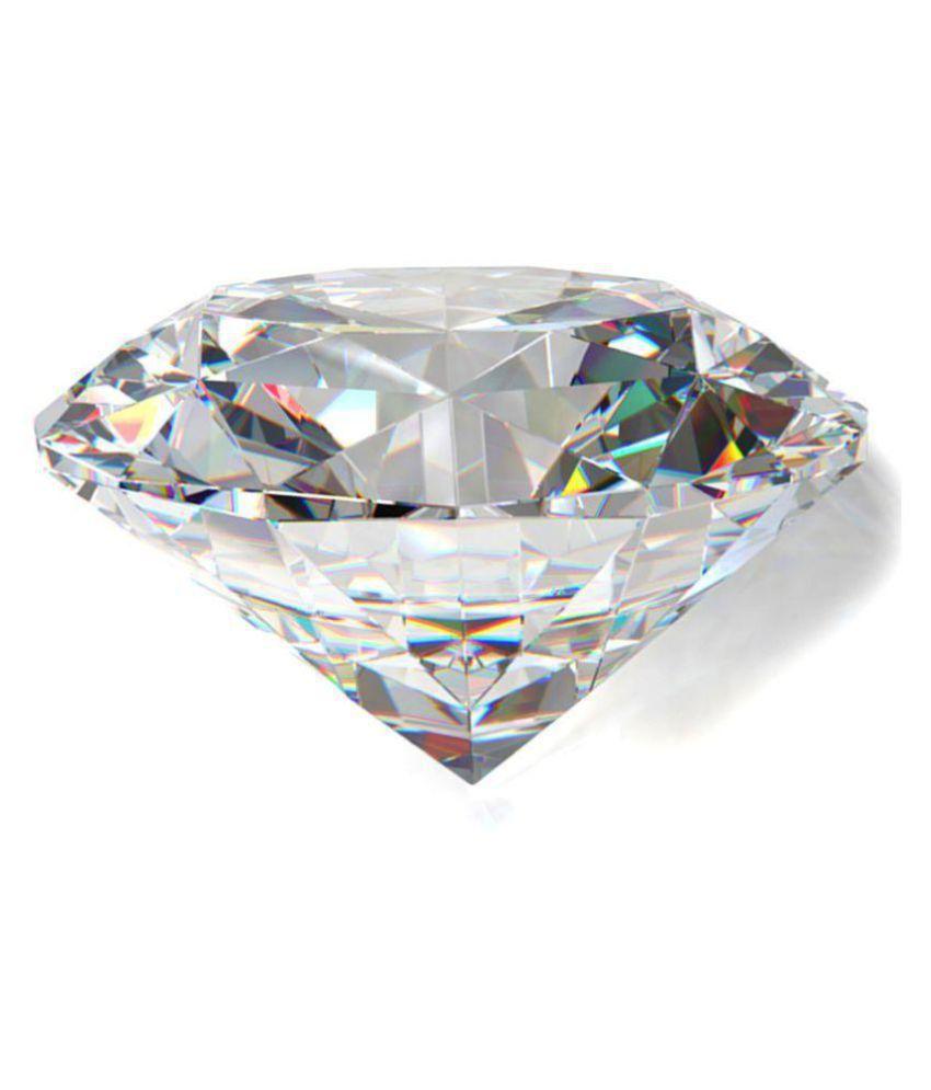 5.25 Ratti American Diamond Natural Gemstone