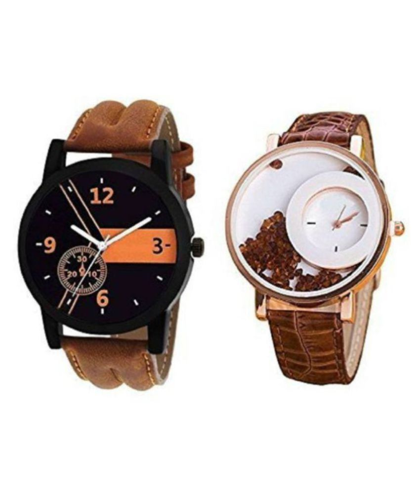 NEW LABHAM STYLE COUPLE WATCH