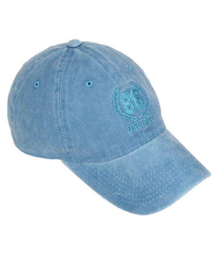 Drunken Turqoise Cap for boys and cap for girls
