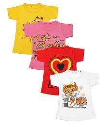 ac5ab07b Baby T-Shirts & Tops: Buy Tees & Tops for Infants Online | Snapdeal