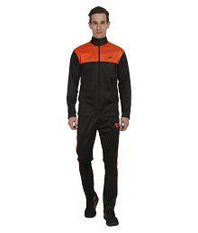 YUUKI Mettle 365 Ts Black Track Suit