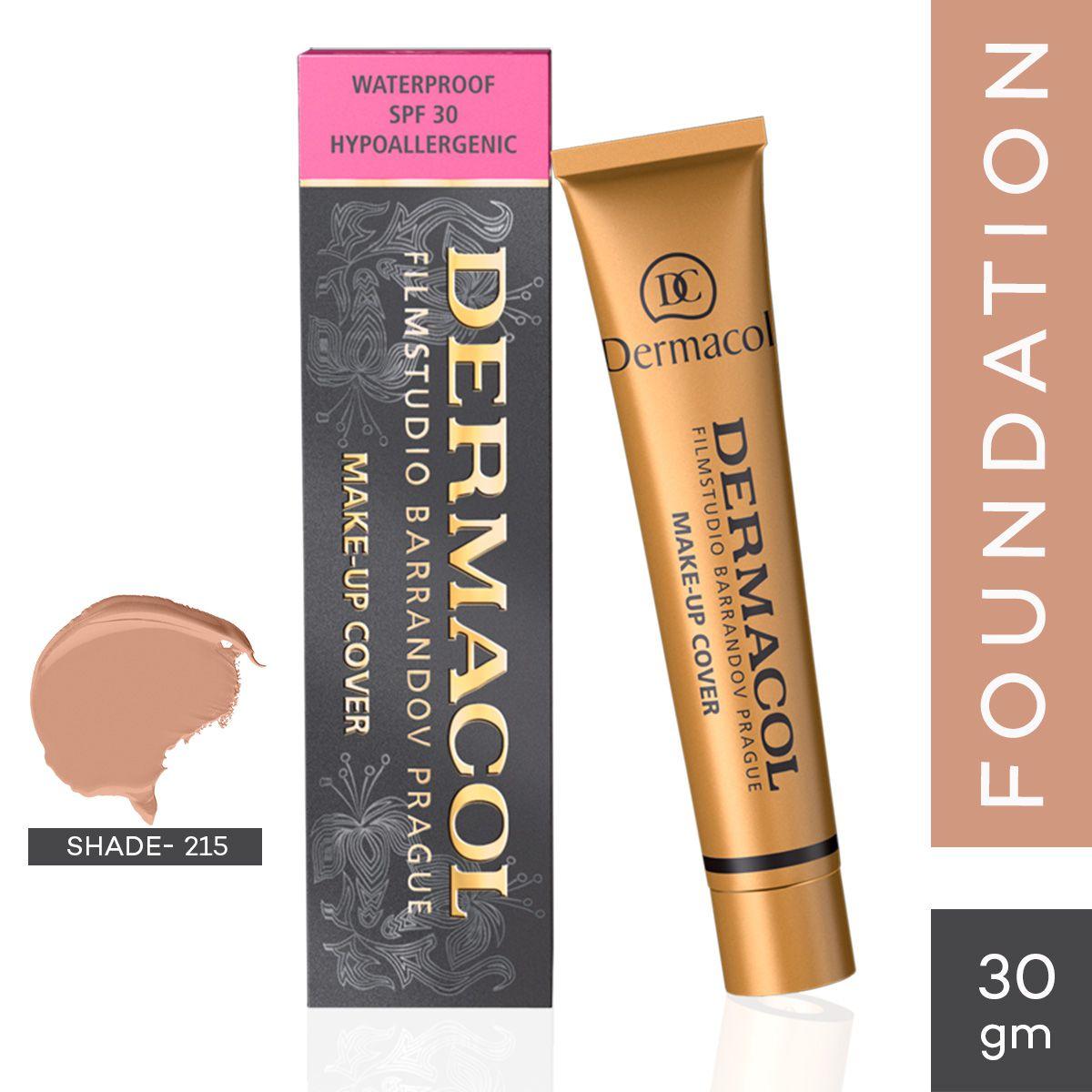 DERMACOL Cream Foundation Medium 30 g
