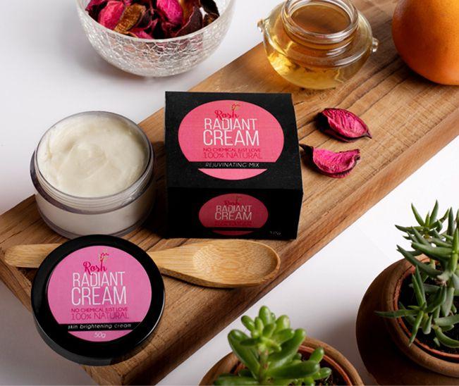 Rosh Botanicals Rosh Botanical Radiant Cream - 50 gm Night Cream 50 gm