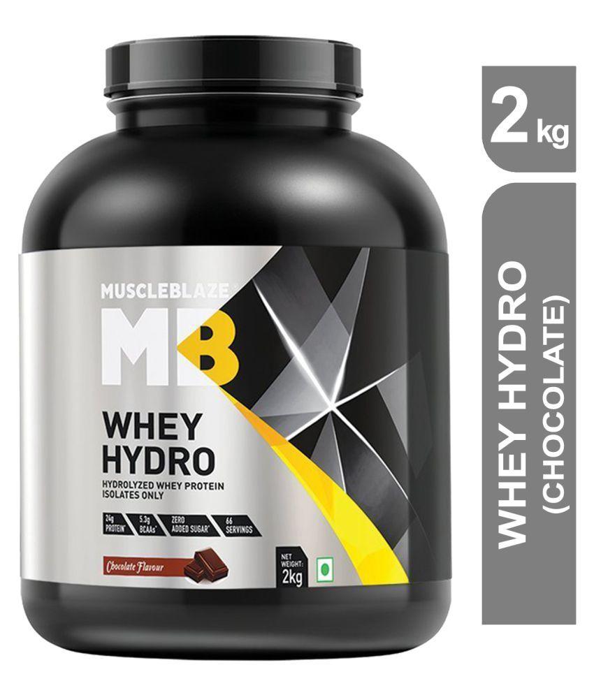 MuscleBlaze Whey Hydro Whey Protein 2 kg