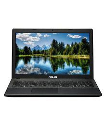 Asus X Series X541NA - GO121T Notebook Intel Pentium 4 GB 39.62cm(15.6) Windows 10 Home without MS Office Not Applicable BLACK