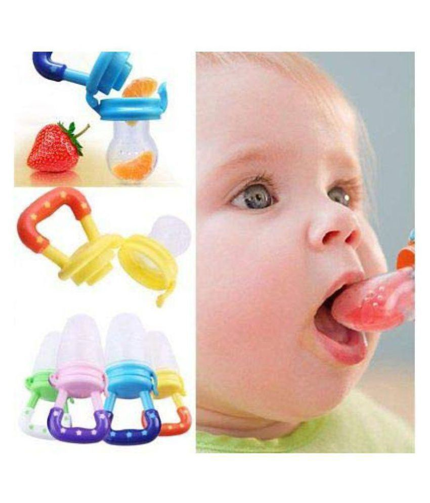 MEE&MOMMY Silicone Food Feeder
