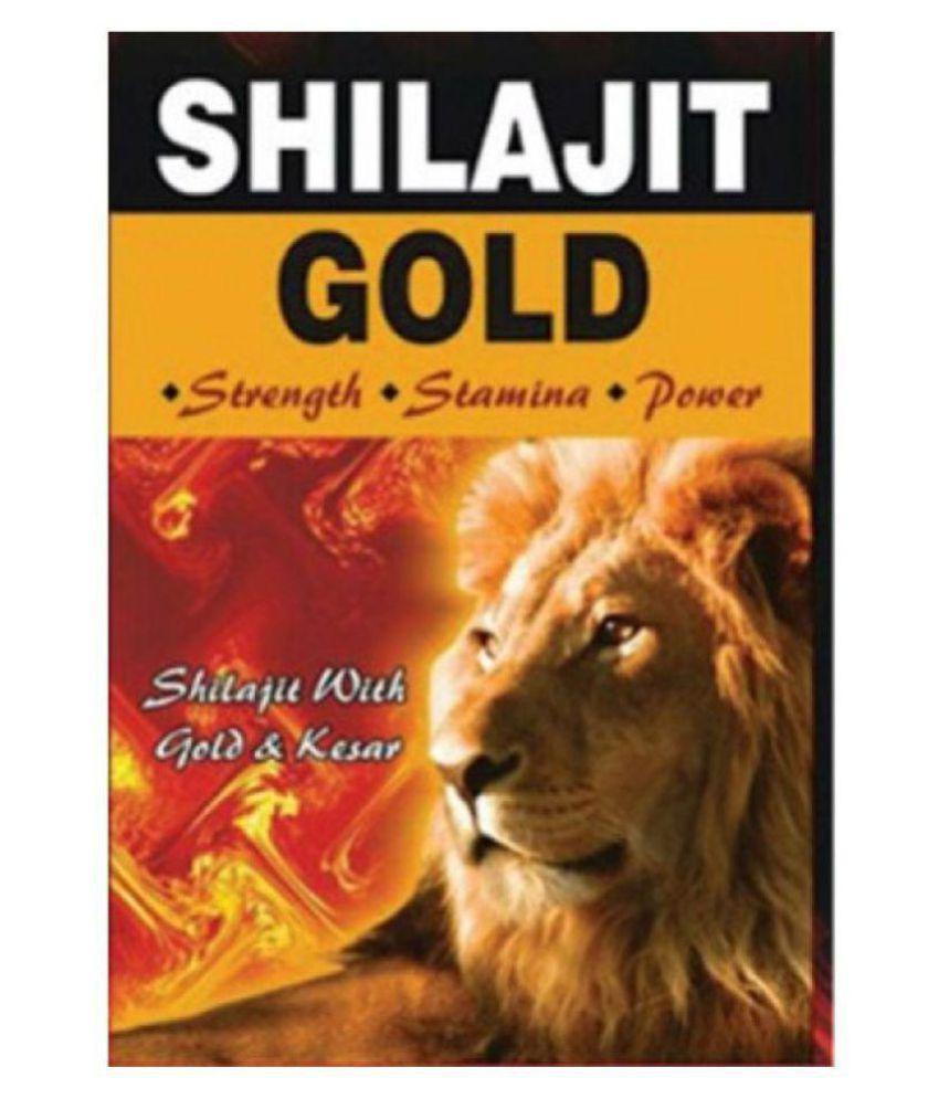 Shilajit Gold Cap Capsule 10 no.s