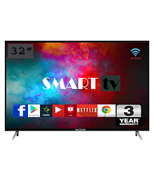Nacson NS8016 80 cm ( 32 ) Smart HD Ready (HDR) LED Television With 1+2 Year Extended Warranty